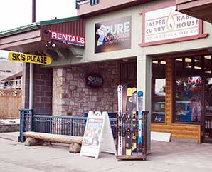 Equipment Rental Outfitters